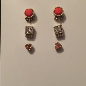 Silpada K & R earrings